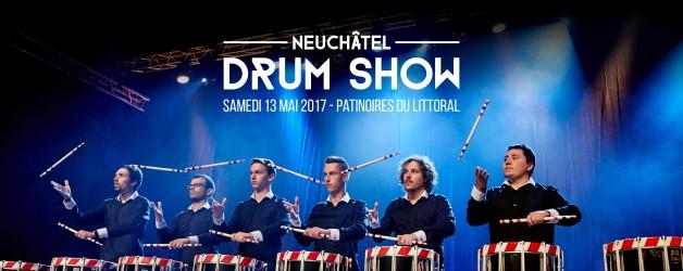 Une nouvelle édition du Neuchâtel Drum Show